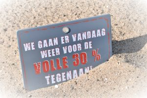 volle 30%